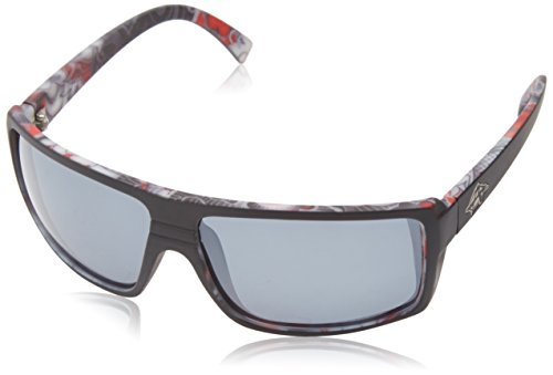 Anarchy Men's Mindless Polarized Square Sunglasses,Black Dragon,61.5 - Sunglasses His And Hers