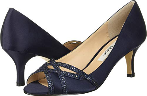- NINA Women's Manon Pump, Navy, 8.5 M US