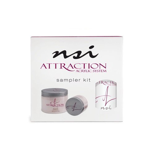Nsi Attraction Nail Acrylic Sampler Kit