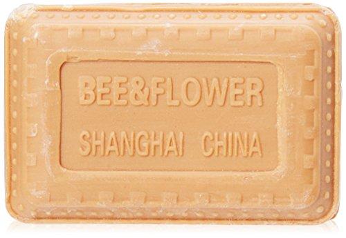 Flower Sandalwood Soap - Sandalwood 4.40 Ounces (Case of 12)