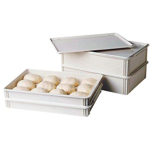 Cambro DB18263CW148 Pizza Dough Box - Camwear Polycarbonate, 18