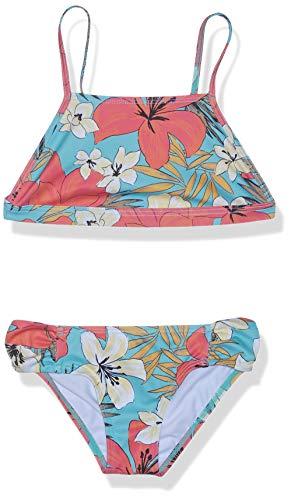 Billabong Girls' Aloha Sun Tank Bikini Set Mo-Mint 12