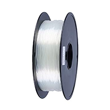 Premium Line PLA Filamento transparente 1.75 mm: Amazon.es ...