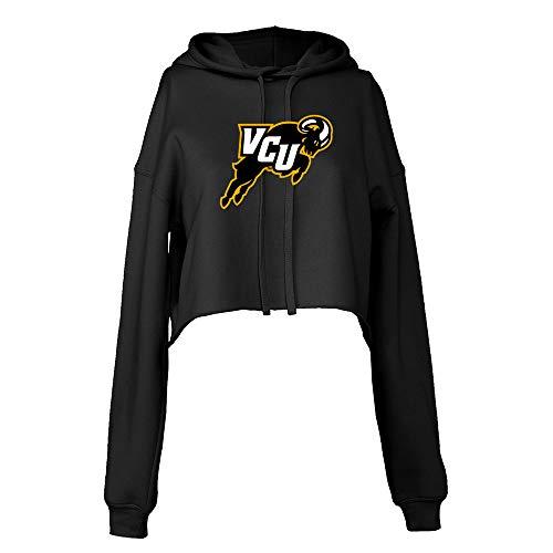 (NCAA Virginia Commonwealth VCU Rams PPVCU07, G.A.7502, BLK, S)
