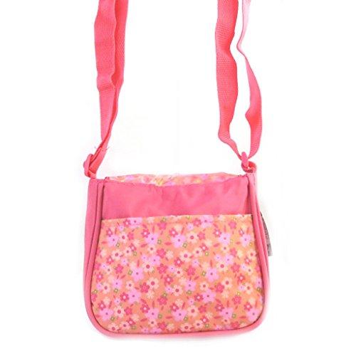 french touch' tasche 'Violetta'rosa.