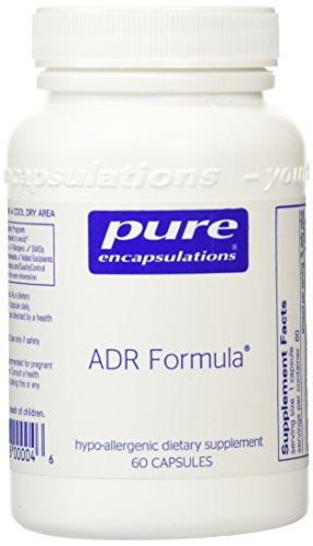 Support for the adrenal glands - Pure Encapsulations - ADR Formula 60 vcaps by Pure Encapsulations