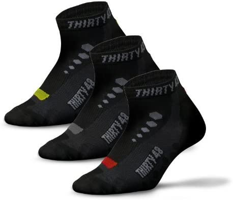 I/'d Rather be Riding Bike with Bicycle Printed Image Mens Black Cotton Socks