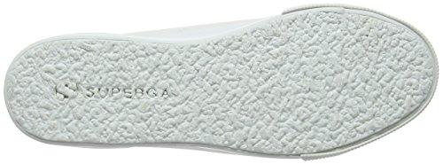 Piattaforma Scarpe White con Ginnastica Adulto da Superga S00A1Q0 Unisex Silver Bianco wqxXZHO