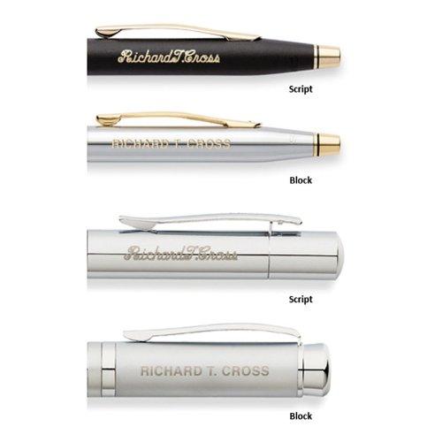 Cross CRO3505 Cross Classic Century Selectip Roller Ball Capped Pen, Black Ink, Medium Point, EA by Cross (Image #1)