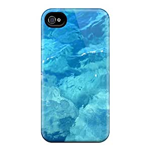 New Style CarlHarris Hard Cases Covers For Iphone 6plus- Crystal Blue Waters Of Lake Tahoe