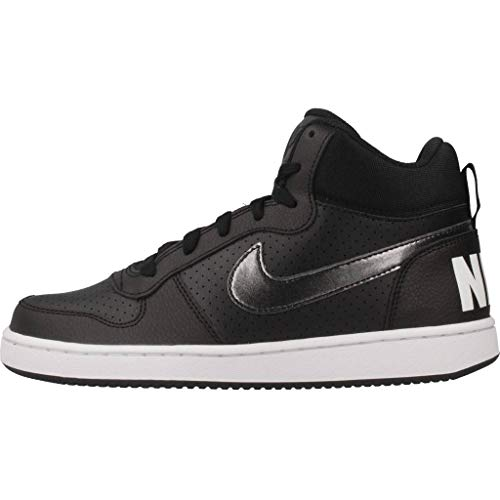 Femme Chaussures black Fitness White gs Noir De Court Nike Mid 004 Borough SB0qRSpw