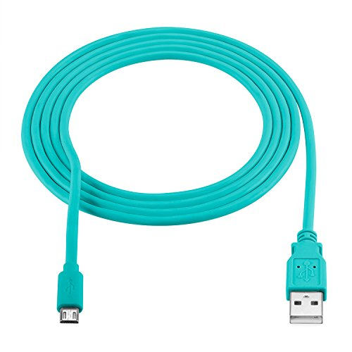 rocabo 1,8m Premium Micro-USB auf USB Kabel grün - Handy Lade-Kabel - Datenkabel - Synchronisation-Kabel - für Android, Samsung, HTC, Sony, Nokia, LG, HP Blackberry, Motorola und viele mehr