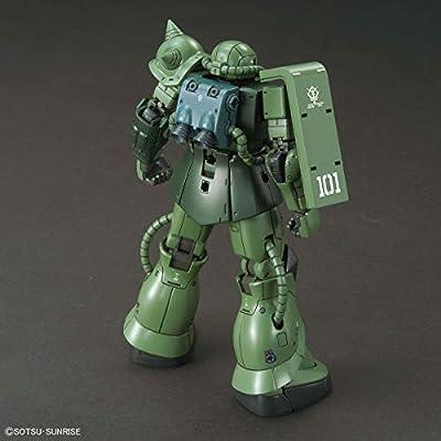 Gundam The Origin Zaku II Type C-6/R6, Bandai HG The Origin 1/144: Toys & Games