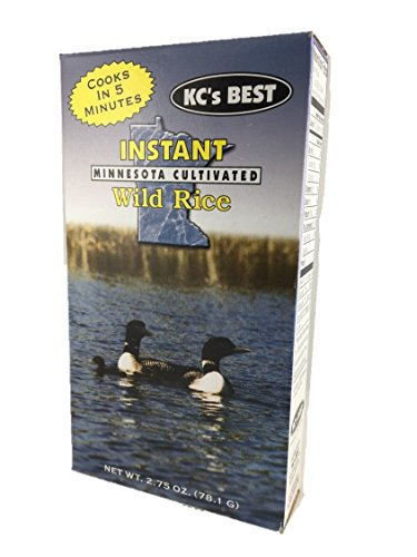 KCs Best Minnesota Cultivated Instant Wild Rice (2.75oz)