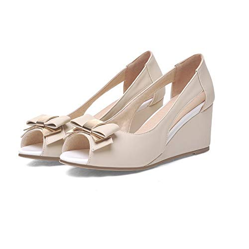 5 Beige 36 Beige Ouvert Inconnu 1TO9 MJS03536 Bout Femme 8wPxqZBOZf