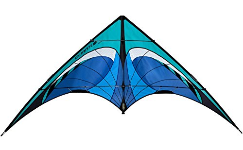 Prism Quantum Dual-line Stunt Kite, Ice (Kite Prism Stunt)