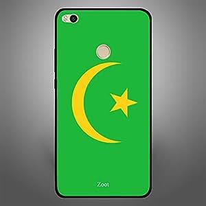 Xiaomi MI MAX 2 Mauritania Flag