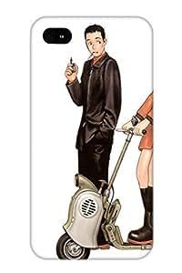 Judasslzzlc Durable Anime Range Murata Back Case/ Cover For Iphone 4/4s For Christmas