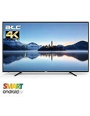 ATC 55 Inch 4K UHD, Smart LED TV, Black, E-LD-55UHD