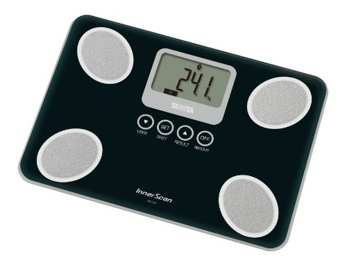 Tanita InnerScan Body Composition Monitor Scale - Black by Tanita