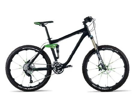 Bmw Original All Mountain Bike Matte Black Green L 51 Cm 174 190