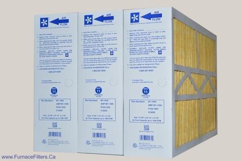 goodman air filter 16x25x5 - 4