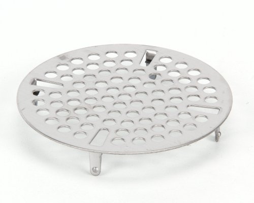 T&S Brass 010385-45 3-Inch Flat Strainer, Stainless Steel by T&S Brass