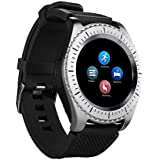 Hot Sale! NDGDA,New Z3 Bluetooth3.0 Smart Watch Support SIM and TFcard Camera for Android Phone