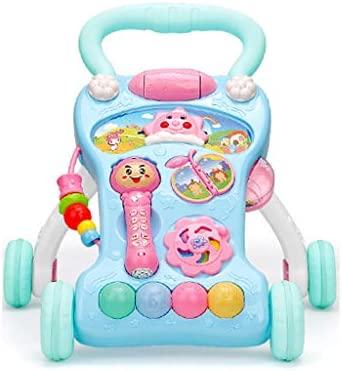 Andador de bebe Baby Walker Trolley 6-18 Meses antivuelco ...