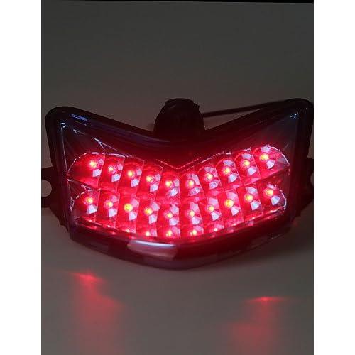K-nvfa Moto Tail Turn lumière pour Kawasaki Zx-10r Kk-v-2901 durable service