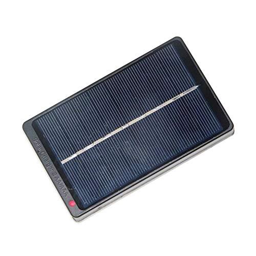 Goldyqin 1 W 4 V Placa de Panel Solar, Cargador, Caja de ...