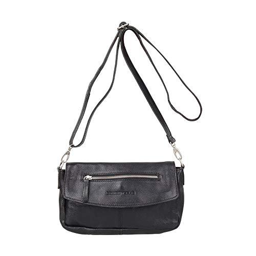 Negro Mujer H Frankford Bolsos x cm T 6x6x6 Cowboysbag totes B Black Bag BWXTpqpF