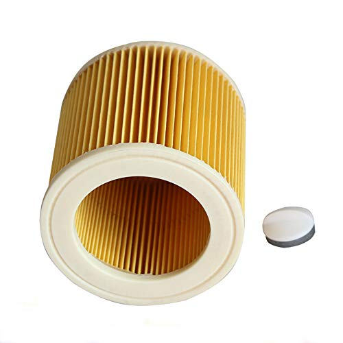 (Sweeping Robot Accessories,IHGTZS Summer Independence Day Labor Day Complete Accessories HEPA Filters Element for KARCHER Vacuum Cleaner A/WD Series Accessories WithLock)