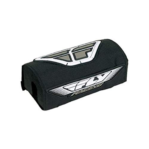 Pads Fly Replacement (Fly Racing M-315N Snowmobile Handlebar Pad - Black)