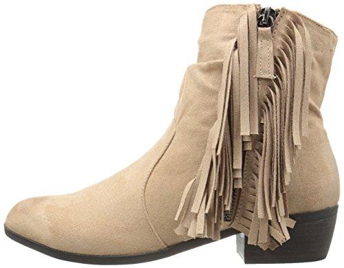 35 Boot Women's Static Taupe Qupid 8xH0EXwq