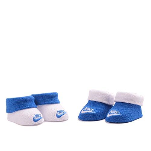 Nike Baby Futura Söckchen, Weiß, 0-6 Monate
