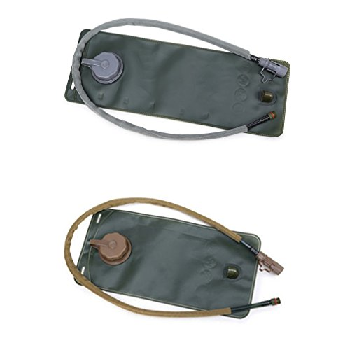 YTYC Non-Toxic Outdoor Travel TPU Foldable Water Bladder Bag Camping Hiking by YTYC (Image #2)