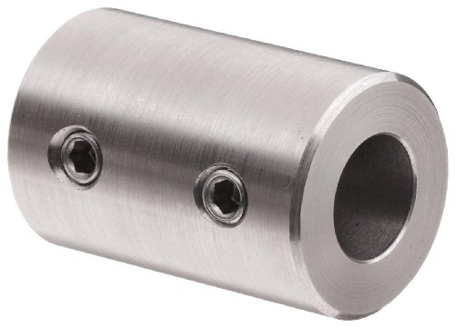 Climax Metal RC-025-S  Coupling, Stainless Steel Grade 303, 1/4