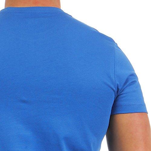 Alpha Blue Lapis T Basic Homme shirt aqpaxA6wR