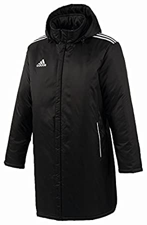 457fed6393fd adidas Core 11 Coaches Managers Standard Jacket Black (XL 48-50 quot )
