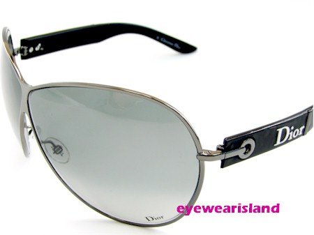 b9ae226a0e28 Image Unavailable. Image not available for. Colour  Authentic New Christian  Dior Logo 1 Logo1 Dtgvk Sunglasses ...