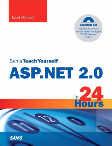 [PDF] Sams Teach Yourself ASP.NET 2.0 in 24 Hours, Complete Starter Kit Free Download | Publisher : Sams | Category : Computers & Internet | ISBN 10 : 0672327384 | ISBN 13 : 9780672327384