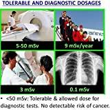 RADTriage Model50 Personal Radiation Detector for