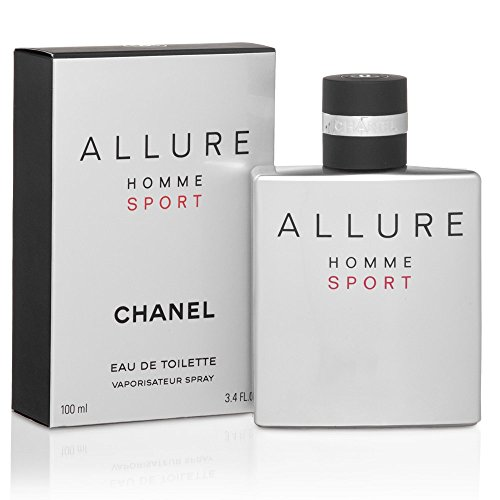 C h a n e l ALLURE HOMME SPORT EDT Spray -