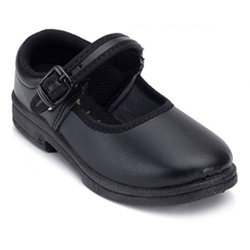 Buy School Shoes For Girl's (black) (13