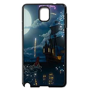 Yo-Lin case IKAI0446659The Little Mermaid For Samsung Galaxy NOTE3 Case Cover