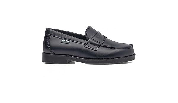 Gorila Mocasín Colegial Azul Marino, 33: Amazon.es: Zapatos y complementos