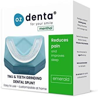 Férula dental de descarga nocturna, anti bruxismo (rechinar los ...
