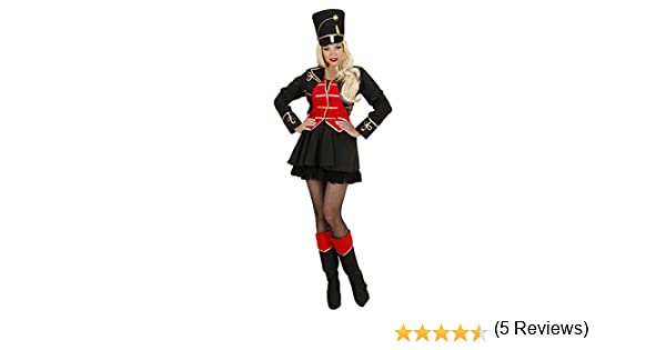 WIDMANN 2069 ? domatrice, rojo/negro, talla S: Amazon.es: Juguetes ...