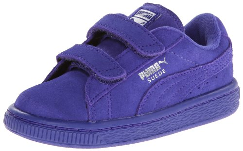 PUMA Suede Classic 2-Strap Sneaker (Toddler/Little Kid/Big Kid)